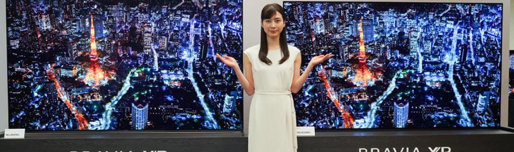 """【朗報】""""脳のように処理する""""PS5の4K120p対応のブラビアXR有機ELテレビを発表@えび通"""
