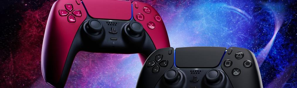 【新色】PS5コントローラー『デュアルセンス』2色のカラバリが6月10日発売決定!!どっちもかっけぇぇぇ!@はちま起稿