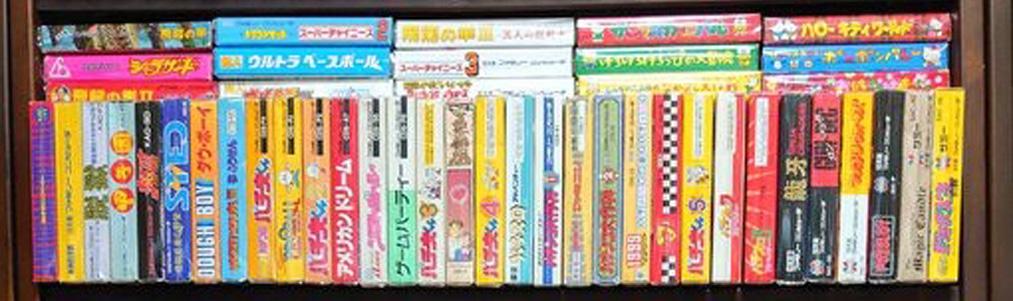 【画像】ファミコン全1053本を『箱説明書付き』でコンプする猛者、現るwwww@わんこーる速報!