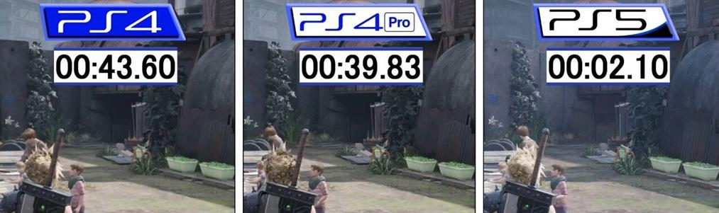 『FF7リメイク インターグレード』のグラフィックやロード時間をPS4版と比較!PS5版のパワーアップ具合がヤバイwwwww@オレ的ゲーム速報@刃